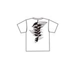 hikidasiさんの女性Tシャツデザインへの提案