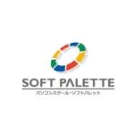 kayukayuさんの「パソコンスクール・ソフトパレット・SOFT PALETTE」のロゴ作成への提案