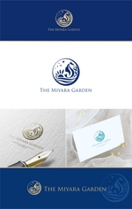 Doing1248さんの沖縄県石垣島の新規開業リゾート邸宅(高級貸別荘)のロゴへの提案