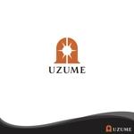 oo_designさんのコンサルティング会社「UZUME」のロゴへの提案