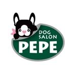 D-Cafeさんのドッグサロンのロゴ製作への提案