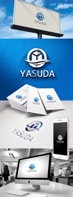 katsu31さんの安田製作所のロゴへの提案