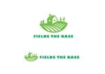 新事業名「FIELDS THE BASE」の文字ロゴへの提案