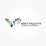 TPR7さんの「パソコンスクール・ソフトパレット・SOFT PALETTE」のロゴ作成への提案