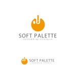Chihuaさんの「パソコンスクール・ソフトパレット・SOFT PALETTE」のロゴ作成への提案