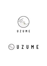 yumishiさんのコンサルティング会社「UZUME」のロゴへの提案