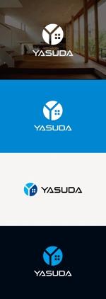 tanaka10さんの安田製作所のロゴへの提案