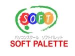 yaburyunさんの「パソコンスクール・ソフトパレット・SOFT PALETTE」のロゴ作成への提案