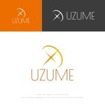 musaabezさんのコンサルティング会社「UZUME」のロゴへの提案