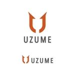 nakaya070さんのコンサルティング会社「UZUME」のロゴへの提案