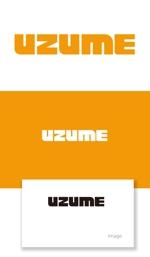 serve2000さんのコンサルティング会社「UZUME」のロゴへの提案