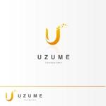 ocha1003さんのコンサルティング会社「UZUME」のロゴへの提案