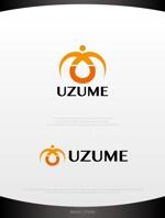 mahou-photさんのコンサルティング会社「UZUME」のロゴへの提案