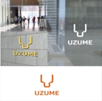 shyoさんのコンサルティング会社「UZUME」のロゴへの提案