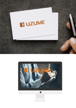 f_tosizoさんのコンサルティング会社「UZUME」のロゴへの提案