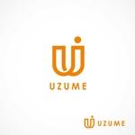 Morinohitoさんのコンサルティング会社「UZUME」のロゴへの提案