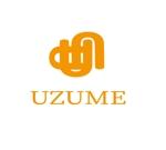toberukuronekoさんのコンサルティング会社「UZUME」のロゴへの提案