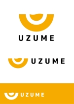 blavo_designさんのコンサルティング会社「UZUME」のロゴへの提案