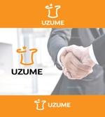 queuecatさんのコンサルティング会社「UZUME」のロゴへの提案
