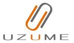 HUNTplusさんのコンサルティング会社「UZUME」のロゴへの提案