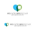 MacMagicianさんの麻生ハピネス歯科クリニック、リニューアルのためのロゴマーク作成のお願いへの提案