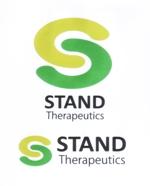 創薬ベンチャー「STAND Therapeutics」のロゴへの提案