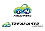 artworksさんの自動車の整備・販売する会社のロゴへの提案