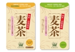 2kaidou809さんの麦茶のラベルデザインへの提案