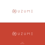 kdktさんのコンサルティング会社「UZUME」のロゴへの提案