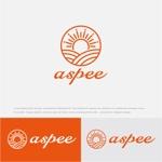 drkigawaさんの女性向けWEBメディア「aspee」のロゴ制作への提案
