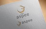 kyo-meiさんの女性向けWEBメディア「aspee」のロゴ制作への提案
