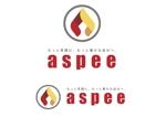 YoshiakiWatanabeさんの女性向けWEBメディア「aspee」のロゴ制作への提案