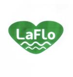 ITコンサルタント会社「LaFlo」のロゴへの提案