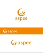 Doing1248さんの女性向けWEBメディア「aspee」のロゴ制作への提案