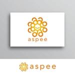 White-designさんの女性向けWEBメディア「aspee」のロゴ制作への提案