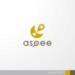 sa_akutsuさんの女性向けWEBメディア「aspee」のロゴ制作への提案