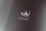 haruru2015さんの女性向けWEBメディア「aspee」のロゴ制作への提案
