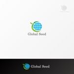shibamarutaroさんの新会社「Global Seed」のロゴ制作への提案