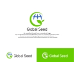 hope2017さんの新会社「Global Seed」のロゴ制作への提案