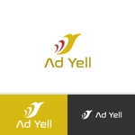 viracochaabinさんのWeb広告運用代行・HP制作会社「Ad Yell〜アドエール〜」のロゴへの提案