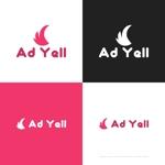 themisablyさんのWeb広告運用代行・HP制作会社「Ad Yell〜アドエール〜」のロゴへの提案