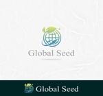 ORI-GINさんの新会社「Global Seed」のロゴ制作への提案