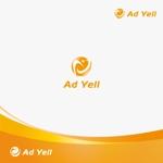 chiaroさんのWeb広告運用代行・HP制作会社「Ad Yell〜アドエール〜」のロゴへの提案