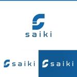 athenaabyzさんの個人プロデュース企業・メディア「saiki」のロゴへの提案