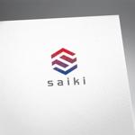 fujiseyooさんの個人プロデュース企業・メディア「saiki」のロゴへの提案