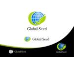 Suisuiさんの新会社「Global Seed」のロゴ制作への提案