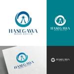 venusableさんの(株)長谷川工業のロゴへの提案