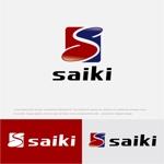 drkigawaさんの個人プロデュース企業・メディア「saiki」のロゴへの提案