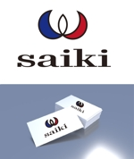 toberukuronekoさんの個人プロデュース企業・メディア「saiki」のロゴへの提案
