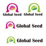 dd51さんの新会社「Global Seed」のロゴ制作への提案